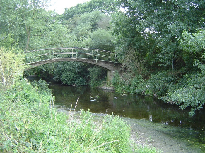 bridge over river roding close up by peter house and carol murray.jpg